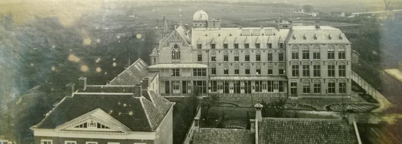 Tivoli gezien vanaf de Basiliek, foto van circa 1910